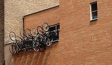 The World's Craziet Bike Racks