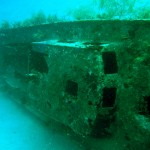 Seemingly harmless shipwrecks may be leaching oil and other hazardous materials into marine environments. Photo: Ben Goldfarb