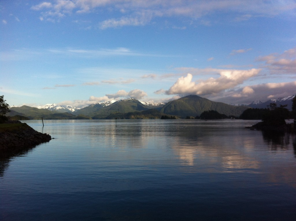 Talking Tongass: First Impressions from the Last Frontier