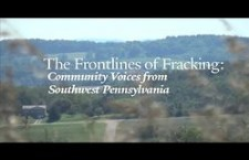 The Frontlines of Fracking