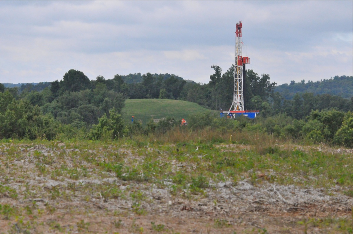 Is Fracking Involved In Extracting Natural Gas
