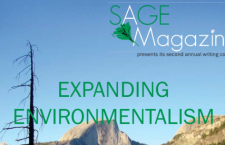 Announcing Sage's Second Annual Young Environmental Writers Contest