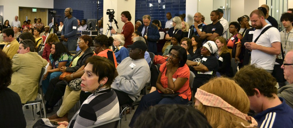 New Haven Mayor Candidates Respond to Social Justice Questions at Public Debate