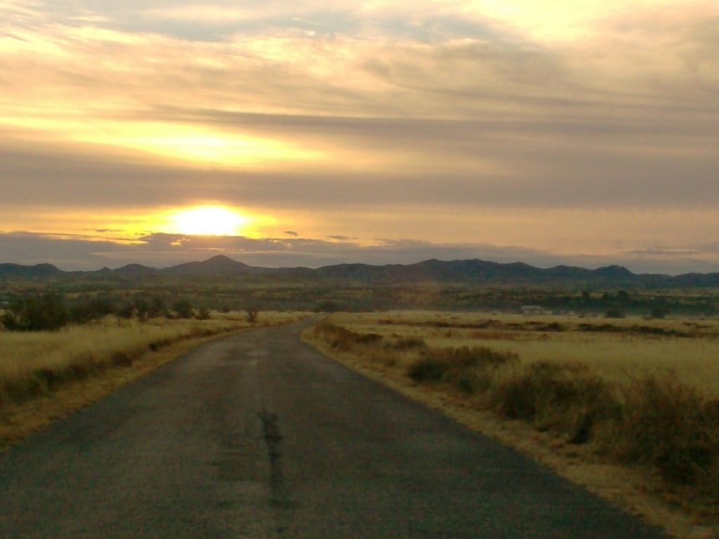 Honorable Mention: Sunset at Mile 16