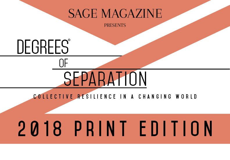 2018 SAGE Magazine: Print Edition