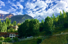 A view of Nagar Valley. (PHOTO CREDIT: Maha Qasim)