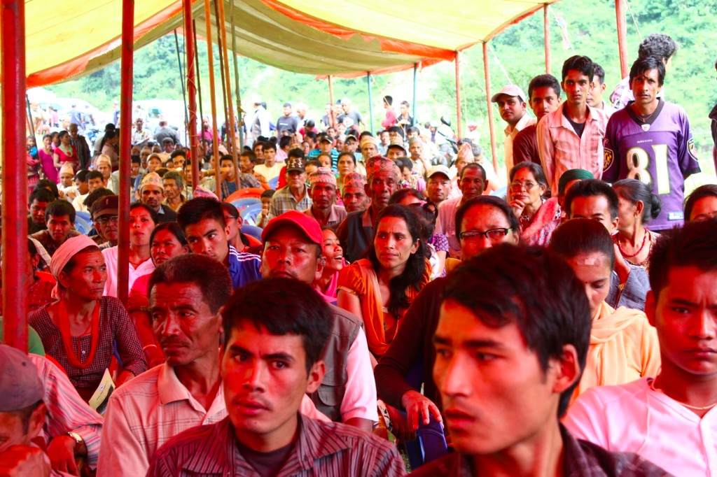 Public Hearing for the Proposed Trishuli 3B Hydropower Project – Pahirebesi, Nuwakot District