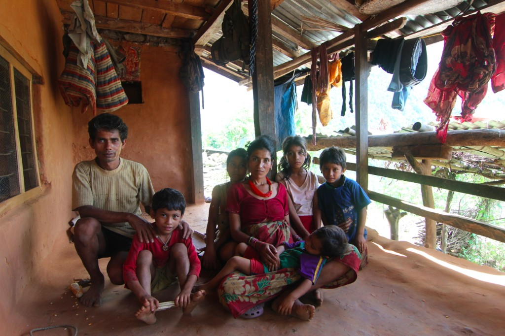 Dalit Family Living Directly Above the Future Tunnel of the Trishuli 3B Hydropower Project (37 MW) – Archale, Nuwakot District