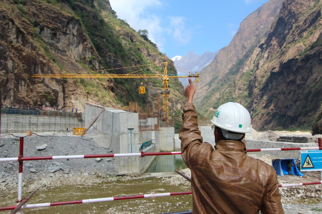 Chief Safety Inspector for NorConsult at the Headworks Dam Site of the Upper Tamakoshi Hydropower Project (456 MW) – Lamabagar, Dolakha District
