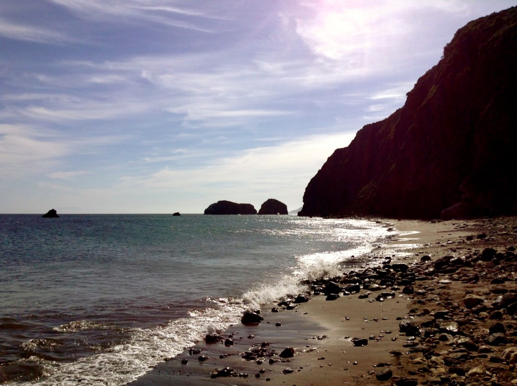 Scorpion Beach