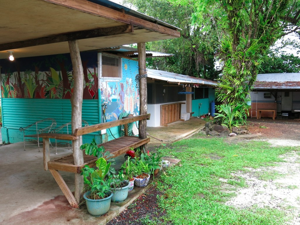 Tropical home-stay
